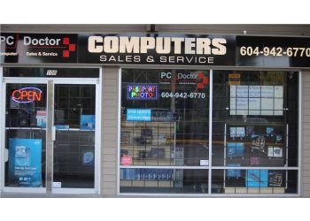 Coquitlam computer repair PC Doctor