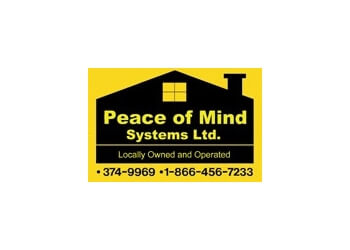 Kamloops security system Peace of Mind Systems Ltd.