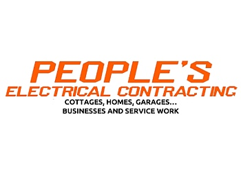 Huntsville electrician PEOPLE'S ELECTRICAL CONTRACTING