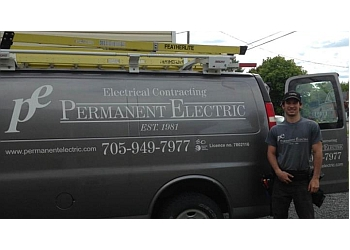 Sault Ste Marie electrician PERMANENT ELECTRIC SAULT, INC.