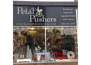 PETAL PUSHERS FLORIST INC