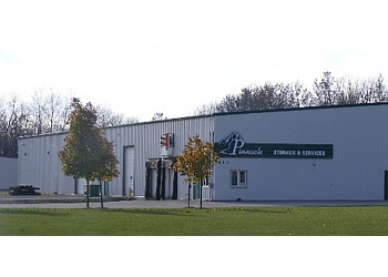 Stratford storage unit PINNACLE