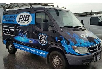 Delta plumber PJB Mechanical Plumbing and Heating