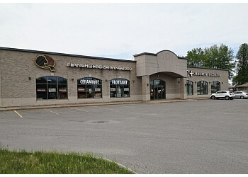 Quebec flooring company PLANCHER BOIS FRANC 2000