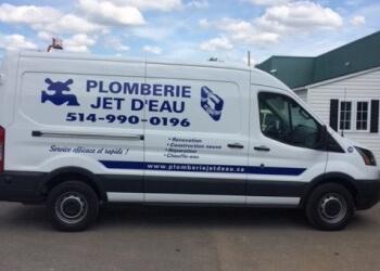 Terrebonne plumber PLOMBERIE JET D'EAU