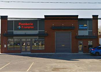 Drummondville plumber PLOMBERIE P. LAMPRON INC.