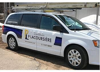 Shawinigan electrician P Lacoursière, Inc.