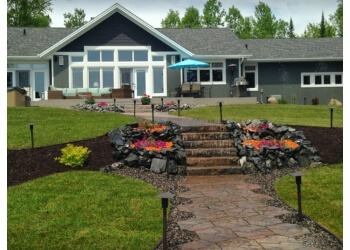 Thunder Bay landscaping company PM Landscaping