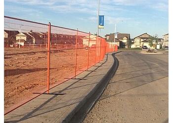 Red Deer fencing contractor PORTABLE FENCING INC.