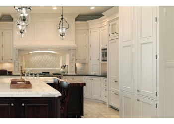 Oakville custom cabinet PRASADA Kitchens & Fine Cabinetry