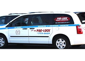 Toronto locksmith PRE-LOCK SECURITY SERVICES INC.