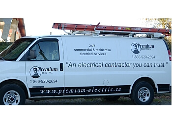 PREMIUM ELECTRIC LTD Abbotsford Electricians