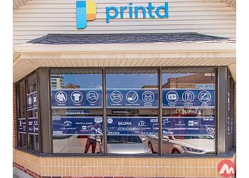 Milton printer PRINTD