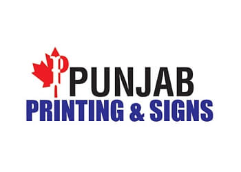 PUNJAB PRINTING & SIGNS LTD.