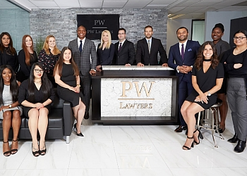 Markham personal injury lawyer PW Lawyers