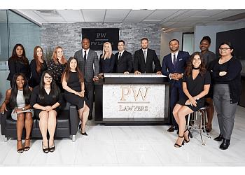 Markham personal injury lawyer PW Lawyers