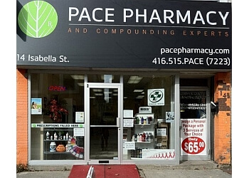 Toronto pharmacy Pace Pharmacy