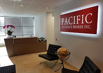 Richmond Hill insurance agency Pacific Insurance Broker Inc