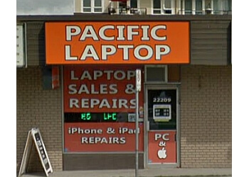 Maple Ridge computer repair Pacific Laptop Inc.