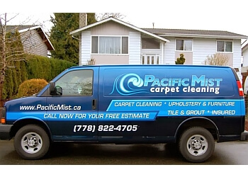 Coquitlam carpet cleaning Pacific Mist Carpet Cleaning