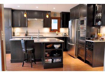 Delta custom cabinet Pacific Rim Cabinets
