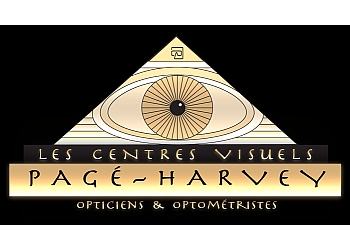 Laval optician Pagé & Harvey Visual Centers Inc.