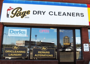 St Albert dry cleaner Page The Cleaner