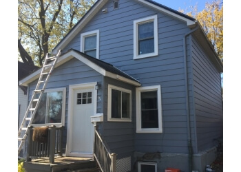 Kingston painter Paint Geeks