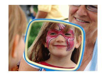 Huntsville face painting Painted Kids