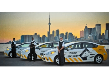 Toronto security guard company Paladin Security