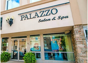 Welland hair salon Palazzo Salon & Spa