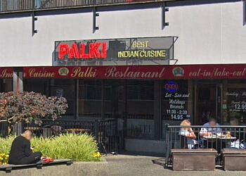 North Vancouver indian restaurant Palki Restaurant