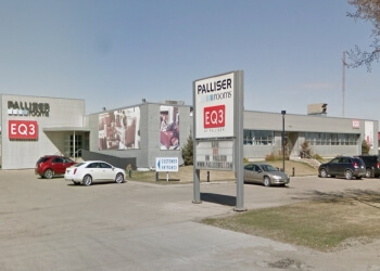Saskatoon furniture store Palliser Rooms - EQ3