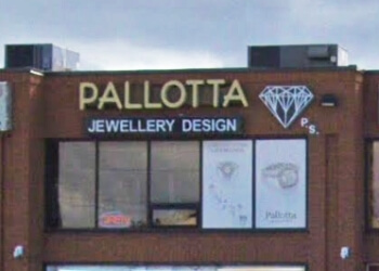 Vaughan jewelry Pallotta Jewellers