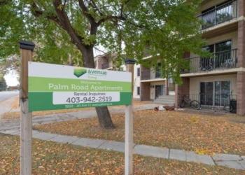 Lethbridge apartments for rent Palm Road Apartments