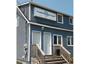 Moncton nail salon Pamper & Polish on Waverley