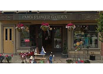 Kingston florist Pam's Flower Garden