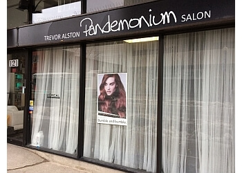 Sudbury hair salon Pandemonium Salon