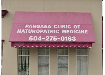 Richmond naturopathy clinic Pangaea Clinic of Naturopathic Medicine Inc.