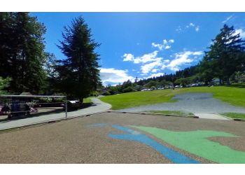 North Vancouver public park Panorama Park