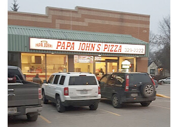 Orillia pizza place Papa John's Pizza