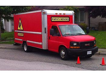 Papa'smoving.com Vancouver Moving Companies