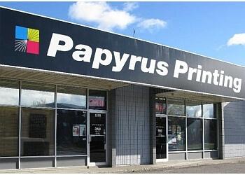 Prince George printer Papyrus Printing