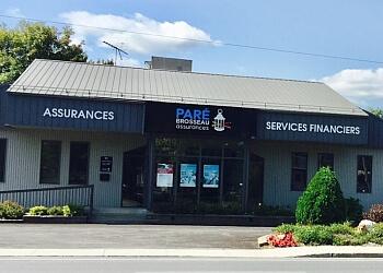 Saint Jean sur Richelieu insurance agency Paré Brosseau assurances