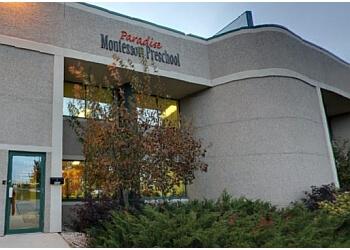Winnipeg preschool Paradise Montessori Preschool