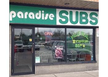 Hamilton sandwich shop Paradise Subs