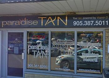 Hamilton tanning salon Paradise TAN