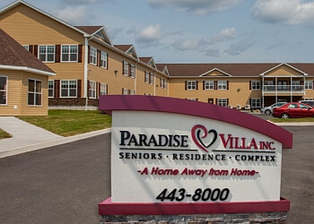 Fredericton retirement home Paradise Villa Inc.