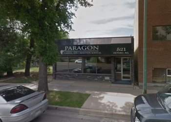 Regina funeral home Paragon Funeral Services