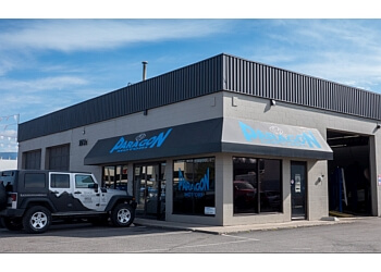 Kelowna car repair shop Paragon Motors
